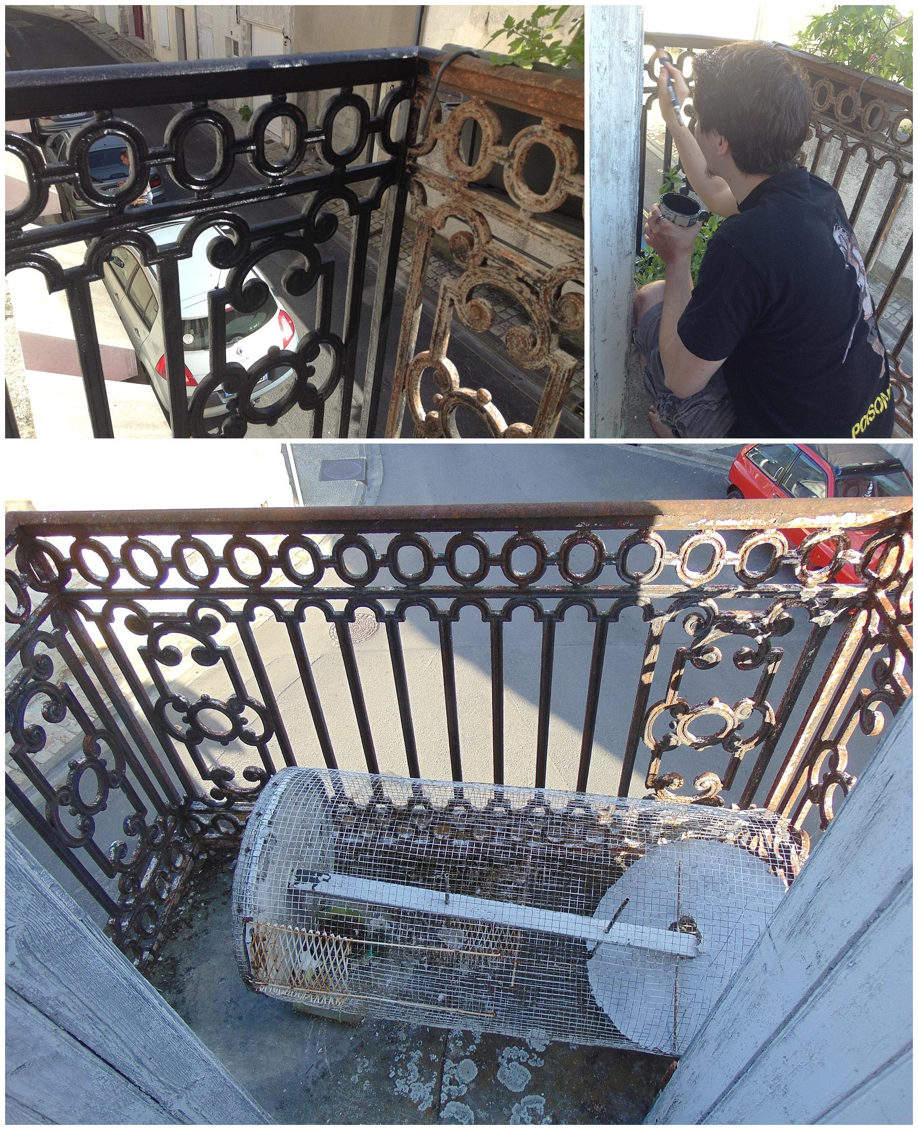 Aménager Son Balcon Avec Des Palettes comment aménager un mini balcon ? | sous notre toit