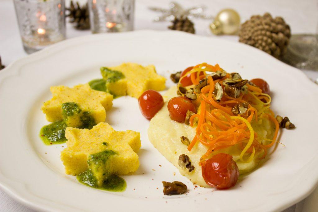 Idées de recettes pour repas de fêtes 100% végétarien