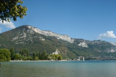 Bords du lac d'Annecy