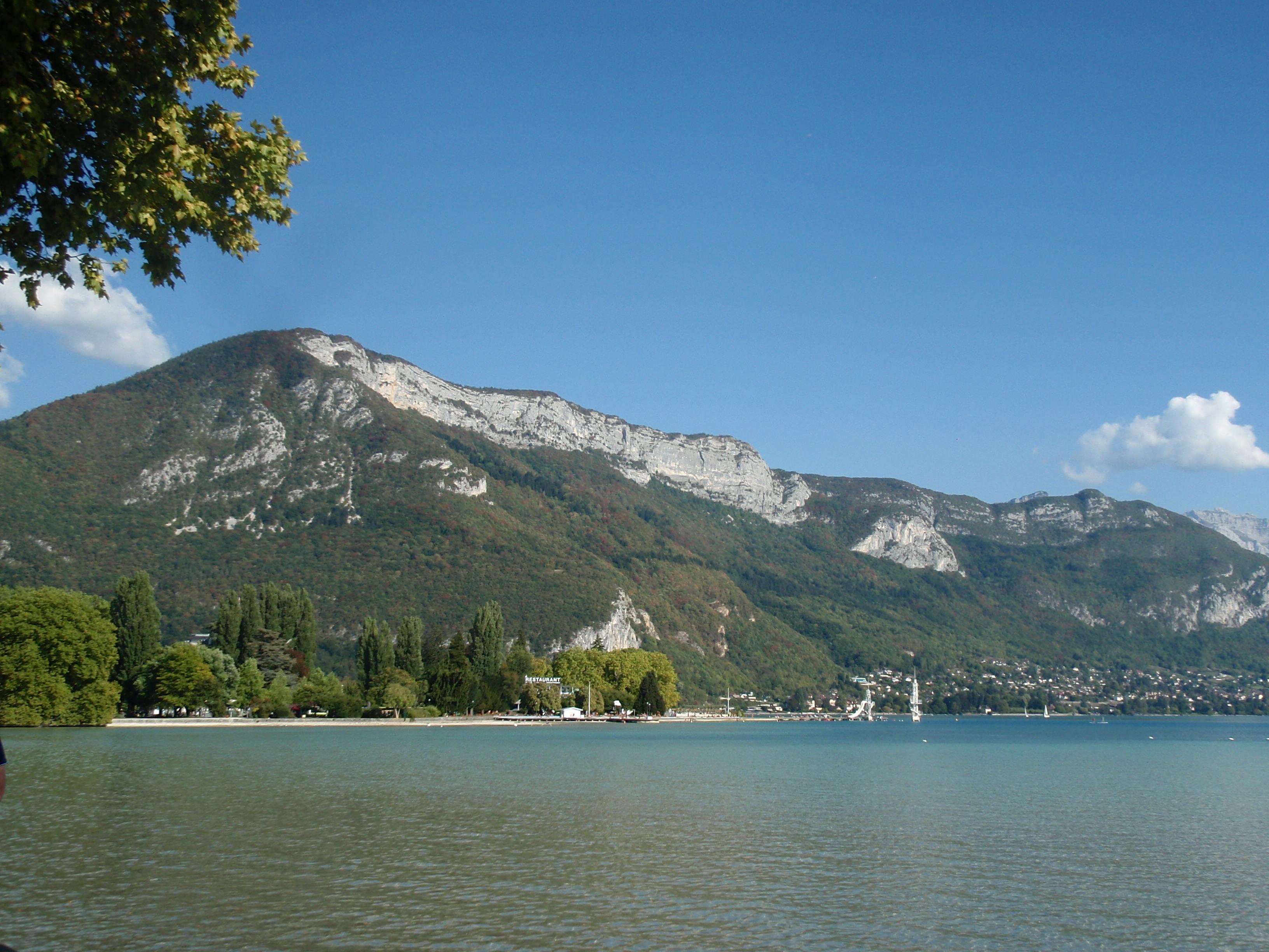 Bords du lac d'Annecy