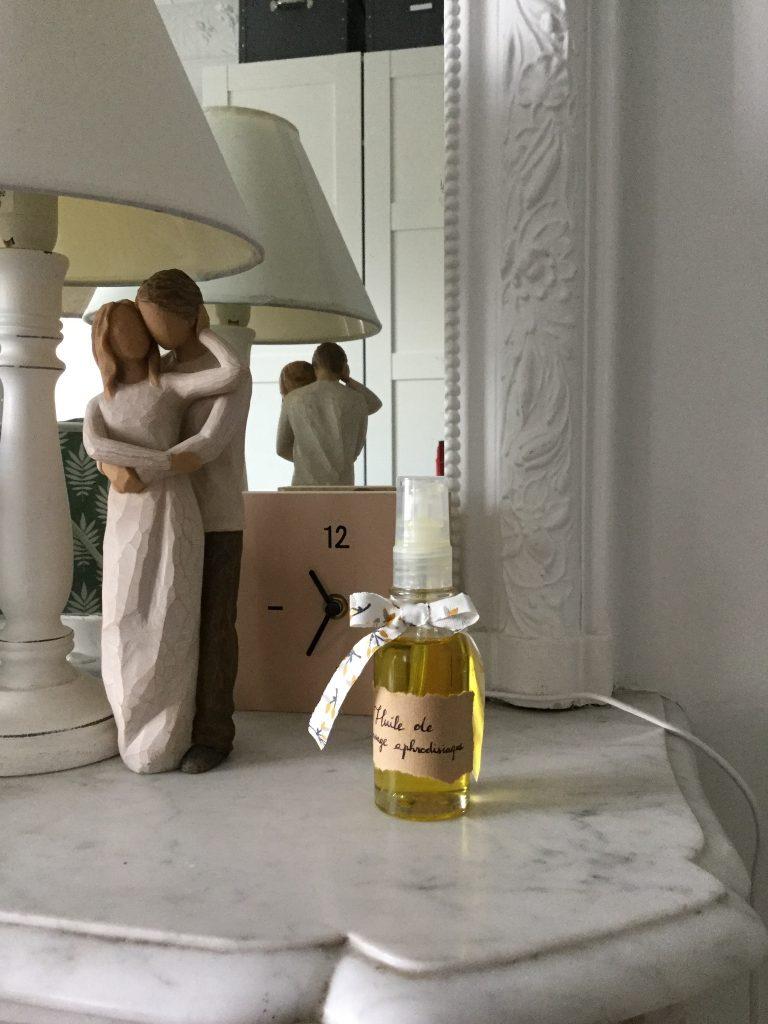 """J'ai testé pour toi : l'huile de massage de """"La Maison Enchantée"""" des éditions de Saxe"""