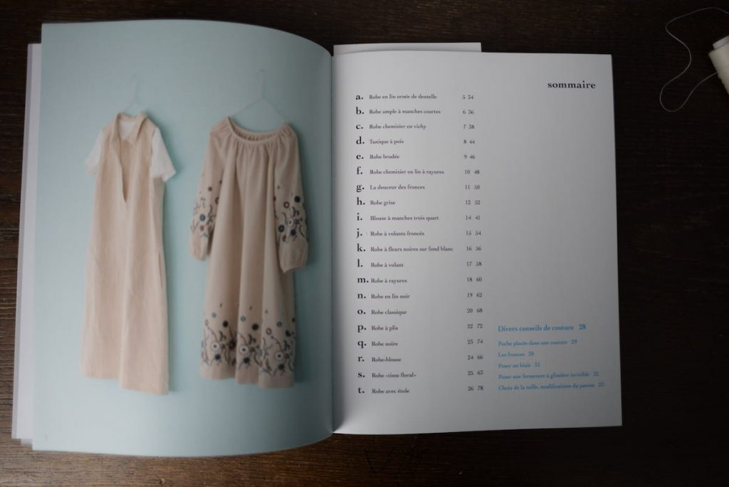 """J'ai testé pour toi : """"Jolies robes toutes simples"""" des Éditions de Saxe"""